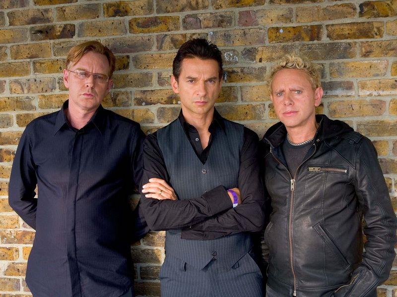Depeche Mode в Олимпийском 2014